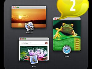 Základy Mac OS X – režimy Mission Control