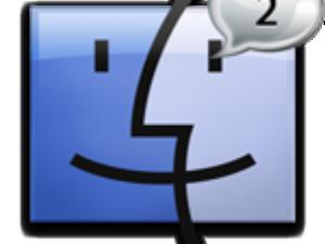 Základy Mac OS X – chování pracovního okna Finder