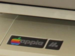Apple IIe k prodeji