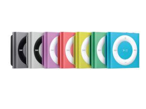 Soutěž o iPod shuffle
