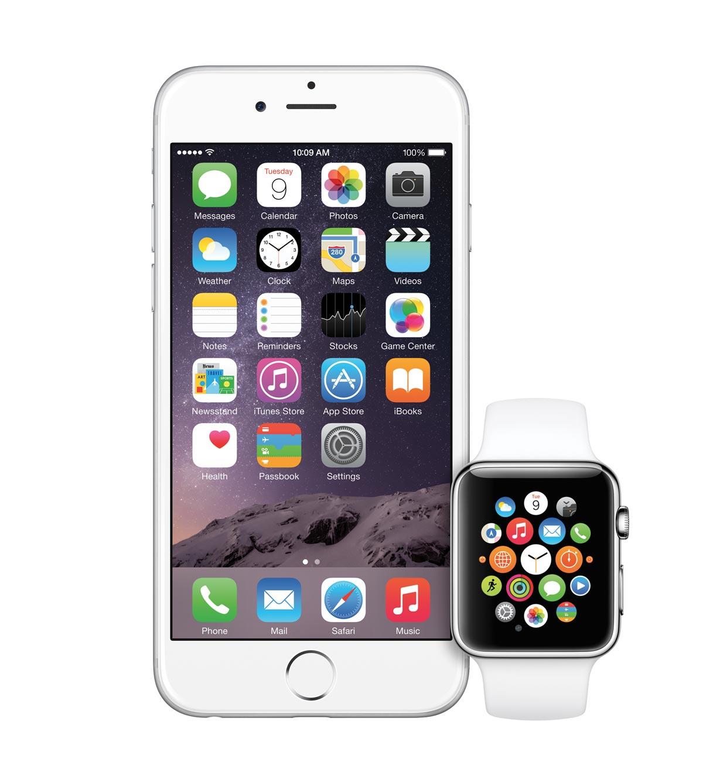 iphone+watch