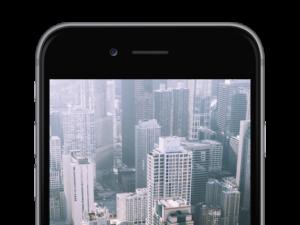 10 tapet pro iPhone 6 s městskou tématikou