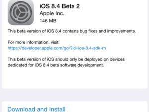 Apple vypustil druhou beta verzi iOS 8.4 s přepracovanou aplikací Music