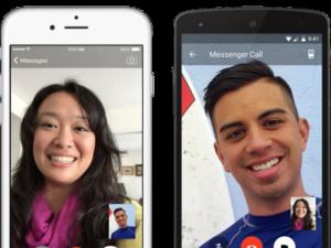 Facebook Messenger pro iOS nově podporuje multiplatformní video chat