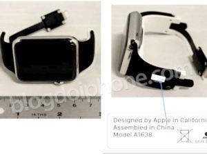 Vystavované Apple Watch jsou propojené s iPadem skrze servisní port