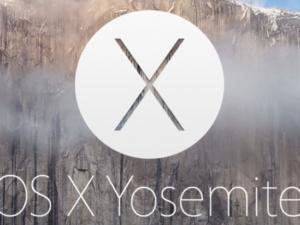 Apple uvolnil aktualizaci systému OS X Yosemite 10.10.4