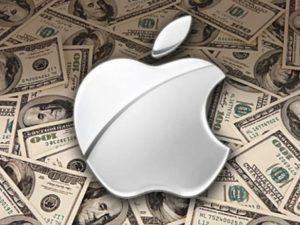 Finanční výsledky Applu: Rekordní prodeje nezastavily pokles hodnoty společnosti