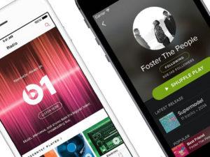 Apple Music na klíčovém trhu poráží svého nějvětšího soupeře. Globálně však stále dominuje Spotify