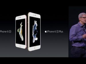 Apple nestíhá doručit předobjednané iPhony 6s Plus kvůli výrobním problémům