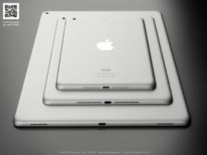 iPad Pro má tak vysoké rozlišení, že by se displej iPhonu 3G vlezl mezi jeho dvě ikony