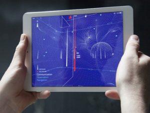 Architecture of Radio: Podívejte se na neviditelné signály bezdrátových sítí ve vašem okolí