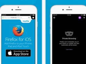 Nelíbí se vám Safari? Vyzkoušejte Firefox pro iOS
