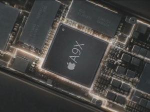 Procesor Apple A9X v iPadu Pro se ukazuje jako naprostý unikát ve světě mobilních zařízení