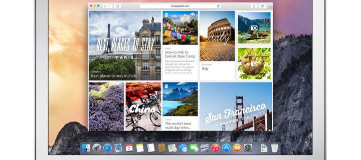 Jak zrychlit práci s aplikací Fotky na OS X během několika vteřin