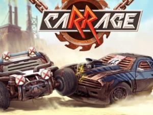 Tip na hru: caRRage – šílené závody aut s úžasnou grafikou