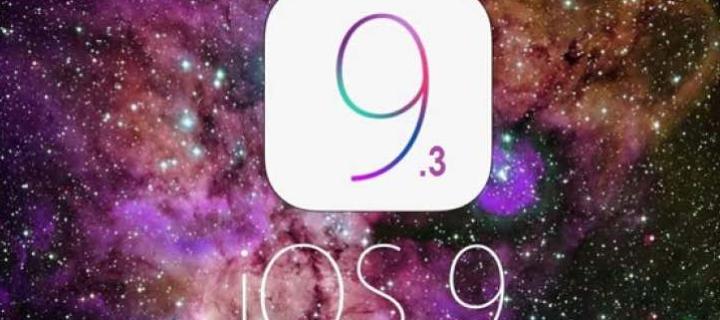 Kompletní přehled nejzásadnějších novinek v iOS 9.3