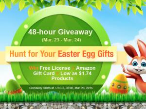 Velikonoce v podání EaseUS: Rozbij vejce a získej aplikaci na obnovu dat zdarma