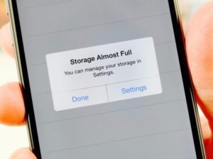 Návod: Jak si během několika vteřin uvolnit až několik gigabitů ve vašem iPhonu
