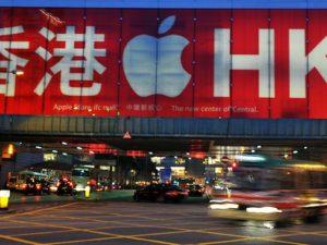 Čínští cenzoři odstavili služby iTunes Movies a iBooks