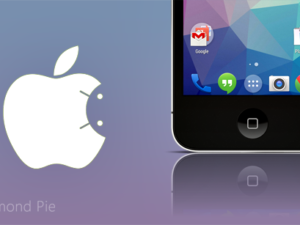 Chcete na iPhonu spustit operační systém Android? Speciální obal vám to umožní