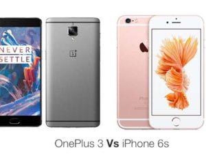Deset měsíců starý iPhone 6s zadupal v testech výkonu OnePlus 3 do země