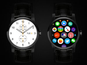 Google se chystá na Apple Watch. Ještě letos představí dvojici vlastních hodinek