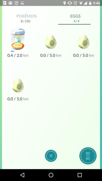7 vejce
