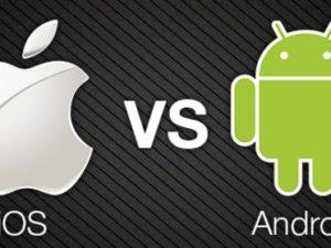 Uživatelé iOS zaplatí za aplikace devětkrát více než majitelé smartphonů s Androidem