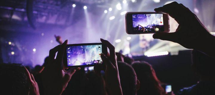 Petice má zabránit Applu použít nový patent, který znemožní nahrávání videa na koncertech