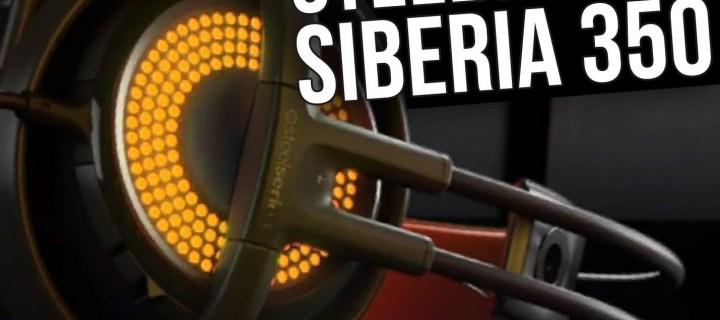 Test SteelSeries Siberia 350: Prvotřídní headset nejen pro hráče