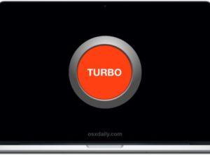 Návod: Jak na Macu vypnout (&zapnout) Turbo Boost