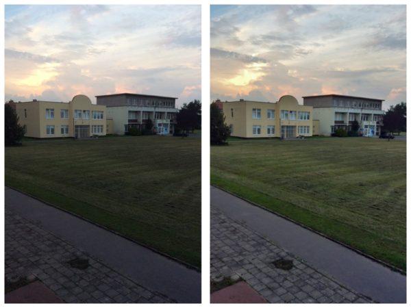 v pravo pix vlevo fotoaparat