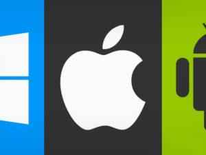 Podíl iOS na trhu klesá, i tak spolu s Androidem ovládají 99,1 % smartphonů