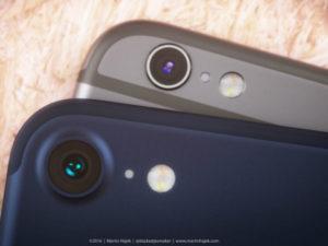 Co nám nabídne fotoaparát v iPhonu 7? Nový únik prozrazuje zásadní vylepšení