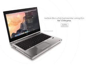 Toužíte po notebooku s macOS do deseti tisíc? HP vám to umožní