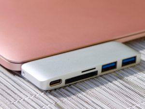Recenze Hyper USB Type-C Hub (5-v-1): Když jedno USB-C nestačí