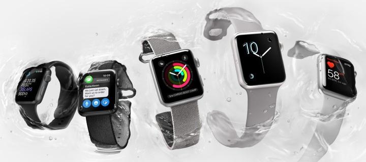 Apple představil Apple Watch Series 2