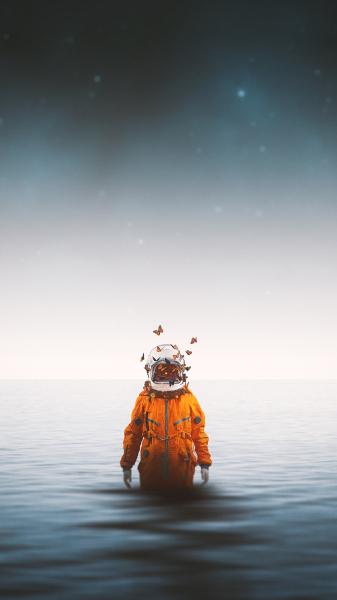 iphone-wallpaper-abstract-portrait-astronaut-macinmac