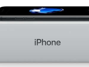 První fotografie z rozbalení iPhonu 7