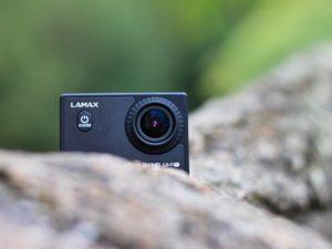 Recenze kamery Lamax X8: Nový pohled na svět akčních kamer