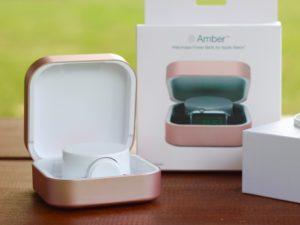 Recenze ClearGrass Amber: Jednoznačně nejlepší powerbanka pro Apple Watch