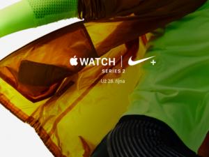 Apple prozradil datum zahájení prodeje hodinek Apple Watch Nike+