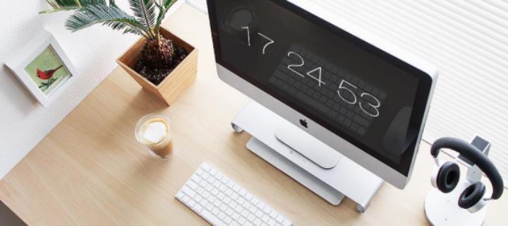 Padbury Clock: praktický spořič obrazovky, který si zamilujete