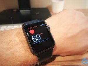 Jak na Apple Watch dosáhnout co nejpřesnějšího měření tepové frekvence