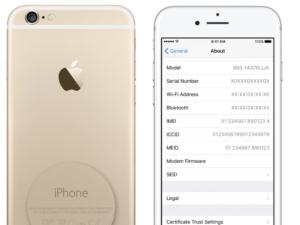 Jak zkontrolovat, zda váš iPhone 6s spadá do programu na bezplatnou výměnu baterie
