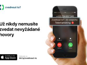 Tato aplikace pro iPhone vás ochrání před podvodnými telefonáty