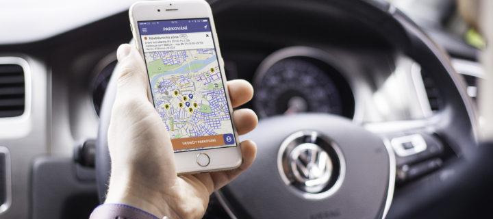 S touto aplikací se stane parkování v Praze hračkou
