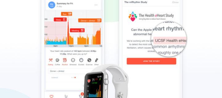 Tato aplikace pro Apple Watch vás upozorní na srdeční arytmii