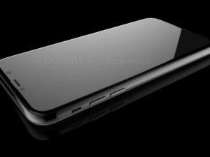Nové rendery iPhonu 8 prozrazují zajímavý detail o displeji