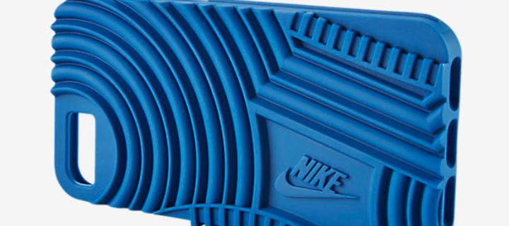 Společnost Nike začala nabízet kryty pro iPhone 7, designem připomínají podrážku